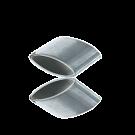 buisjes 11mm zilver
