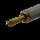 strass-stift 5mm stift metaal