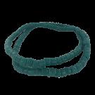 Krobo beads kralen Ghana 8mm groen