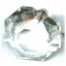kroonluchter onderdeel 12mm kristal rond