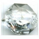 kroonluchter onderdeel 18mm kristal rond