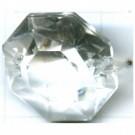 kroonluchter onderdeel 22mm kristal rond