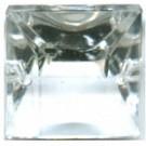 kroonluchter onderdeel 18mm kristal vierkant