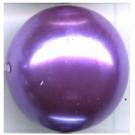 kunststof parels 20mm paars rond kleurnummer 255