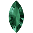 Swarovski fancy stones 15mm emerald ovaal