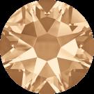 Swarovski Flat Backs No Hotfix 2088 SS34 Crystal Golden Shadow