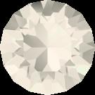 Swarovski Roundstones 1088 8MM CHATON Crystal Moonlight 001 Mol