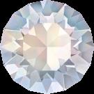 Swarovski Roundstones 1088 8MM CHATON White Opal 234