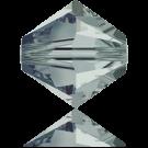 Swarovski XILION Beads 5328 konische kralen 3mm Black Diamond