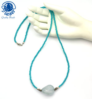 New Collection Necklace 1091 Turquoise